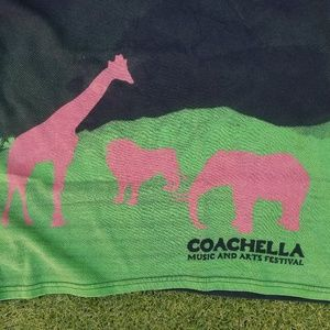 Coachella Shirts - Vintage Coachella Music and Arts Festival Shirt L